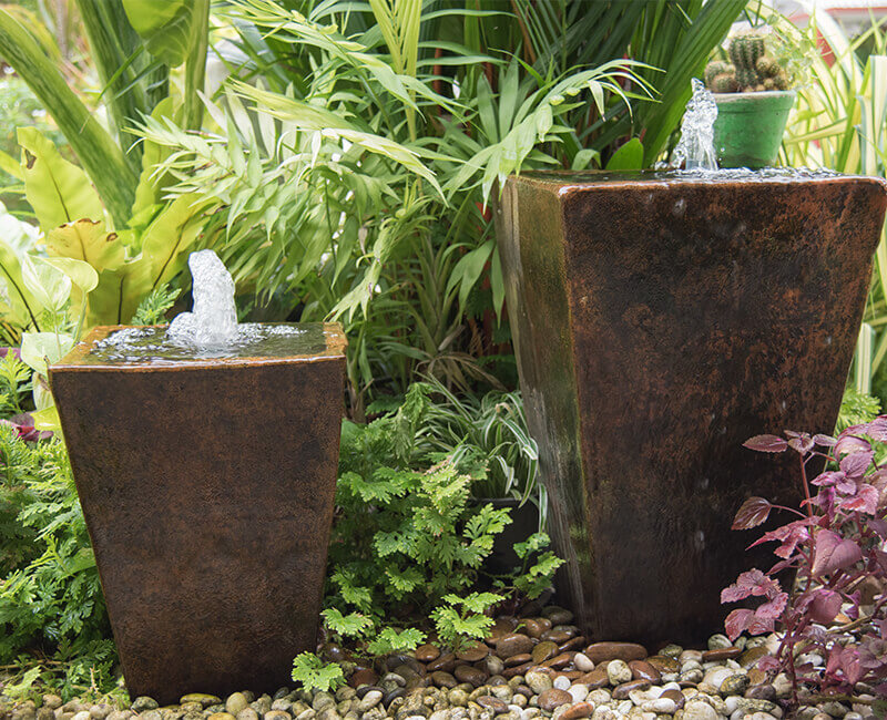 Landscape Gardening: Water Features